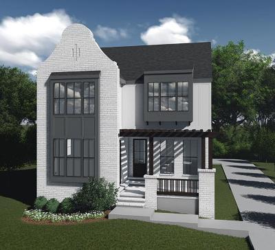 Nashville Single Family Home For Sale: 2027 Castleman Dr