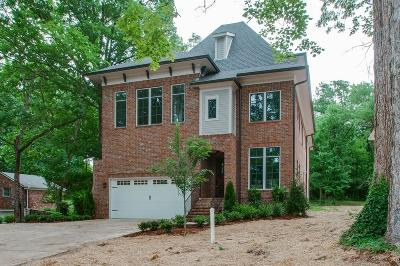 Nashville Single Family Home Active - Showing: 3924 Wallace Ln