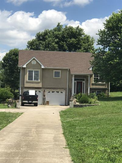 Springfield TN Single Family Home Under Contract - Showing: $199,900