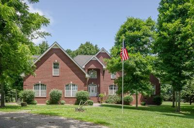 Robertson County Single Family Home Active - Showing: 8330 Guthrie Rd