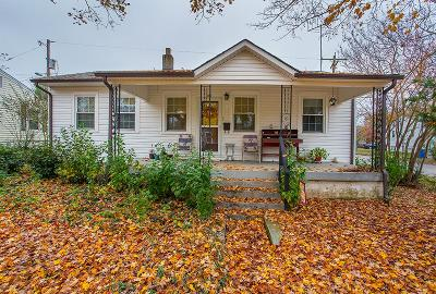 Davidson County Single Family Home Under Contract - Showing: 1411 Elliston St