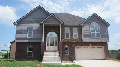 Christian County, Ky, Todd County, Ky, Montgomery County Single Family Home Under Contract - Showing: 32 West Creek Farms