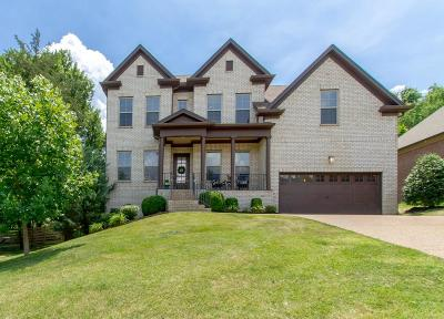 Brentwood TN Single Family Home Under Contract - Showing: $619,900