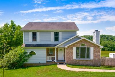 Clarksville Single Family Home Under Contract - Not Showing: 694 W Creek Dr