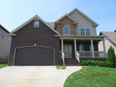 Clarksville Single Family Home Active - Showing: 1328 Allmon Dr