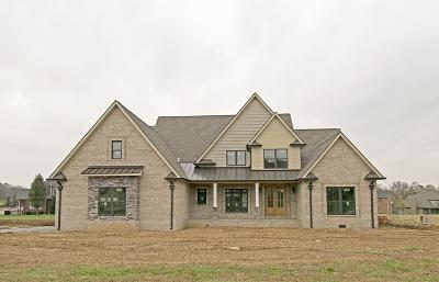 Montgomery County Single Family Home Active - Showing: 1492 Collins View Way (Lot 104)
