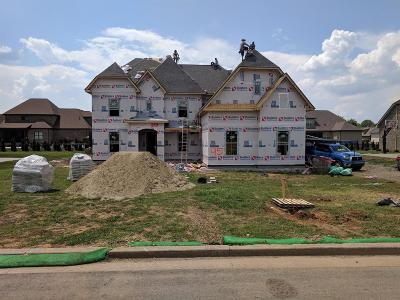 Single Family Home Active - Showing: 2817 Battleground Drive -lot 95