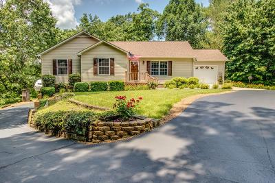 Sparta Single Family Home Under Contract - Showing: 1397 Backbone Rd