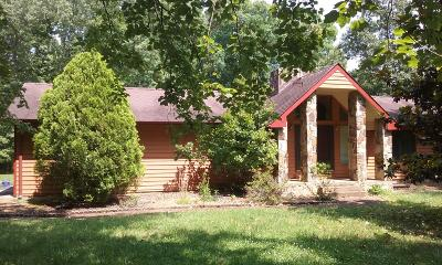 Franklin County Single Family Home Under Contract - Showing: 231 Prince Ln