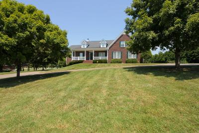 Montgomery County Single Family Home Active - Showing: 361 Ussery Rd