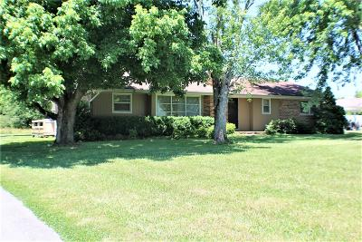 Smithville Single Family Home Under Contract - Showing: 1675 Midway Rd