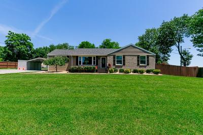 Madison Single Family Home Under Contract - Showing: 806 Barbara Dr