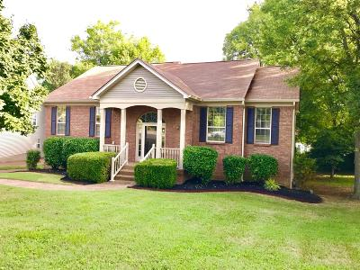 Hendersonville Single Family Home Active - Showing: 108 Newport Ln