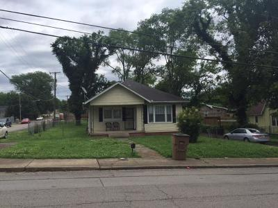 Nashville Single Family Home Active - Showing: 2116 24th Ave