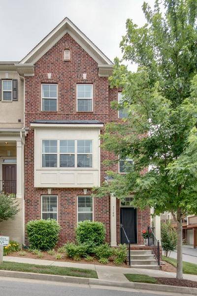 Brentwood Condo/Townhouse Under Contract - Not Showing: 5100 Ander Dr