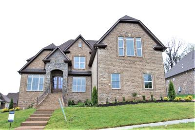 Mount Juliet Single Family Home Active - Showing: 445 Whitley Way #238