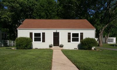 Single Family Home Under Contract - Showing: 1111 Allen Ave