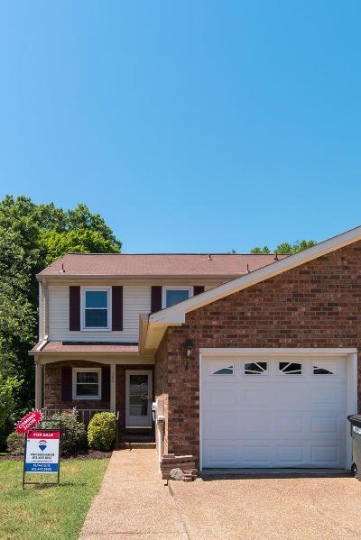 Hendersonville Condo/Townhouse Under Contract - Not Showing: 123 Sugar Maple N