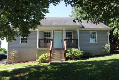 Marshall County Single Family Home Under Contract - Showing: 1309 Glenn Ave