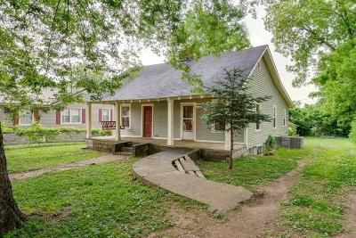 Mount Pleasant Single Family Home For Sale: 205 N College St