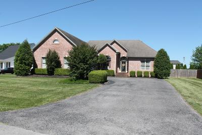 Christian County Single Family Home For Sale: 102 Brandywine Court