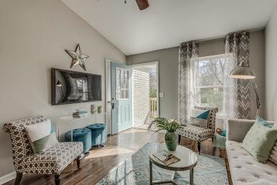 Single Family Home Under Contract - Showing: 2320 Hidden Terrace Ct
