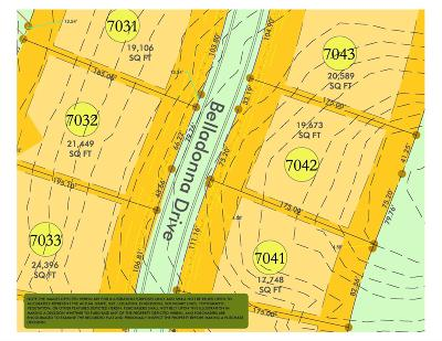 College Grove Residential Lots & Land Under Contract - Not Showing: 8634 Belladonna Dr (Lot 7042)