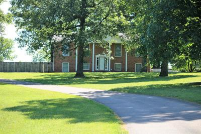 Robertson County Single Family Home Active - Showing: 9359 Highway 49e