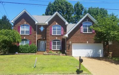 Antioch Single Family Home For Sale: 6645 Ascot Dr