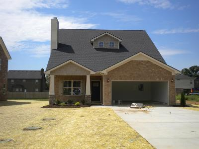 Rutherford County Single Family Home Under Contract - Not Showing: 1013 Selous Dr