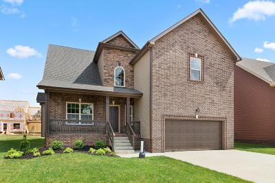 Clarksville Single Family Home For Sale: 1726 Ellie Piper Circle