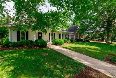 Columbia Single Family Home Under Contract - Showing: 3537 Campbellsville Pike