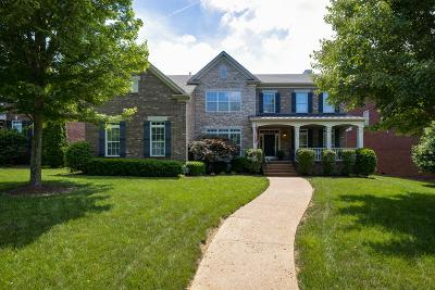 Brentwood, Franklin Single Family Home Under Contract - Showing: 3053 Oxford Glen Dr