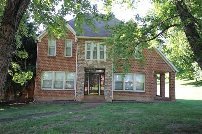 Springfield Single Family Home Active - Showing: 1901 Palmer Dr