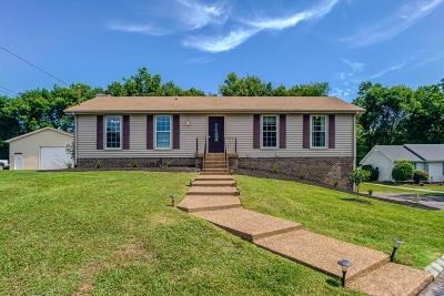 Old Hickory Single Family Home Under Contract - Showing: 325 W Overhill Dr.