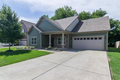 Single Family Home Under Contract - Not Showing: 5231 Nancy Seward Dr