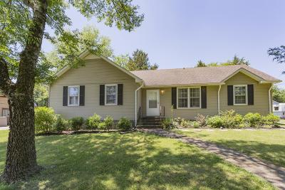 Madison Single Family Home Under Contract - Showing: 221 Slayton Dr