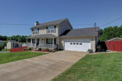 Clarksville TN Single Family Home Active - Showing: $140,000