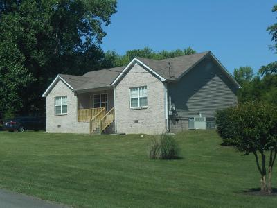 Shelbyville Single Family Home Under Contract - Showing: 127 Parker Rd