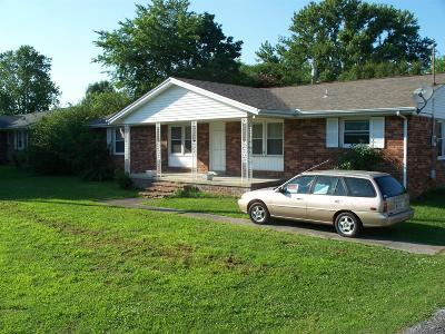 Smithville TN Single Family Home For Sale: $120,000