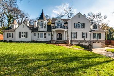 Nashville Single Family Home Active - Showing: 4208 Kirtland Rd
