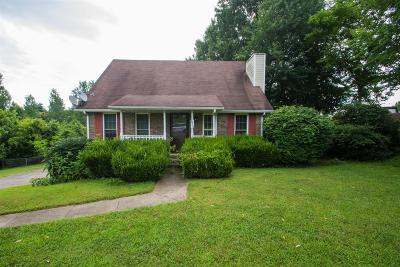 Clarksville Single Family Home Active - Showing: 1913 Roscoe Dr