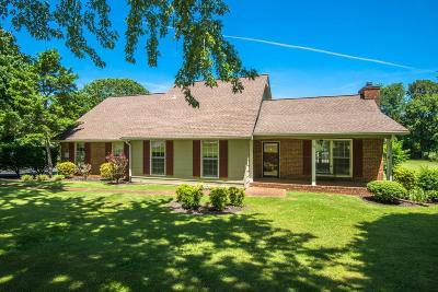 Franklin Single Family Home Under Contract - Showing: 110 Ridgewood Rd