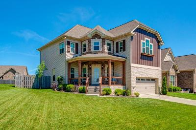 Williamson County Single Family Home Under Contract - Not Showing: 6007 Sanmar Dr