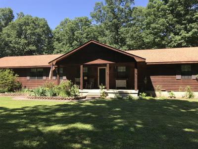 Tracy City Single Family Home Under Contract - Showing: 1064 Ingman Rd