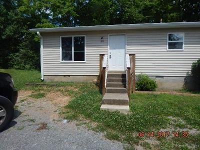 Clarksville Rental Under Contract - Not Showing: 1315 Givens Lane