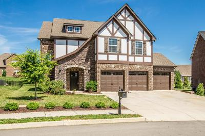Thompsons Station Single Family Home Under Contract - Showing: 2344 Stockwood Trl