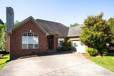 Goodlettsville Single Family Home Active - Showing: 314 McCoin Dr