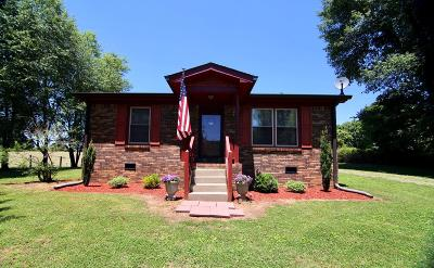 Columbia  Single Family Home Under Contract - Showing: 2381 Gene Fitzgerald Rd