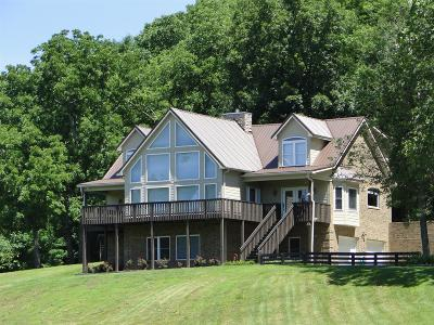Culleoka Single Family Home Under Contract - Showing: 4227 Scott Hollow Rd